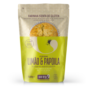 Embalagem EYRA 500 g Limão e Papoila