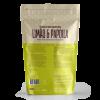 Verso embalagem EYRA Limão e Papoila 500 g