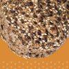 Pão sem glúten 5 sementes em detalhe